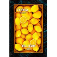 Cobra Select 40 гр. - 405 Лимон (Lemon)