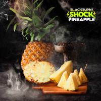 Табак Burn BLACK Ananas Shock (Кислый ананас), 100 г