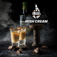 Табак Burn BLACK Irish Cream (Ирландский крем), 100 г