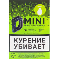 Doobacco Mini 15гр Груша