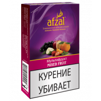 Afzal Mixed fruit 40гр