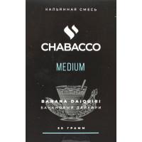 Chabacco M Banana Daiquiri 50гр