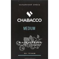 Chabacco M Black Curant 50гр