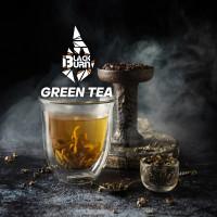 Табак Burn BLACK Green Tea (Зеленый чай), 100 г