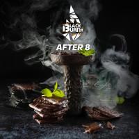 Табак Burn BLACK After8 (Шоколад-мята), 100 г