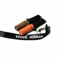 Мундштук индивидуальный Estate Hookah, дерево
