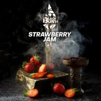 Табак Burn BLACK Strawberry Jam (Клубничное варенье), 100 г