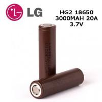 Аккумулятор LG HG2 18650 3000 мАч 20А