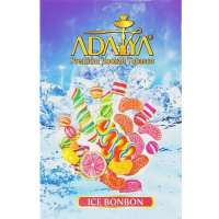 Adalya Ice швейцарские леденцы 50 гр.