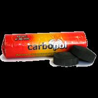 Уголь быстровосплам-ся Carbopol 35 мм