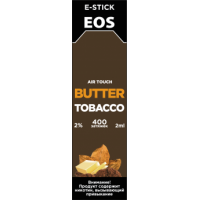 EOS e-stick Air touch BUTTER TOBACCO (400)
