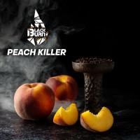 Табак Burn BLACK Peach killer (Персик), 100 г
