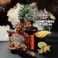 Табак Burn BLACK Something Tropical (Что-то тропическое), 100 г
