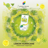 Табак Spectrum Classic Lemon Hurricane 40 гр.