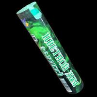 Цветной дым двухминутный зеленый