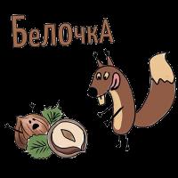 Табак Икс Белочка 50гр