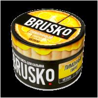 Смесь BRUSKO, 50 г, Лимонный пирог, Medium