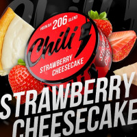 206 Смесь CHILI strawberry cheesecake medium, 50 гр.